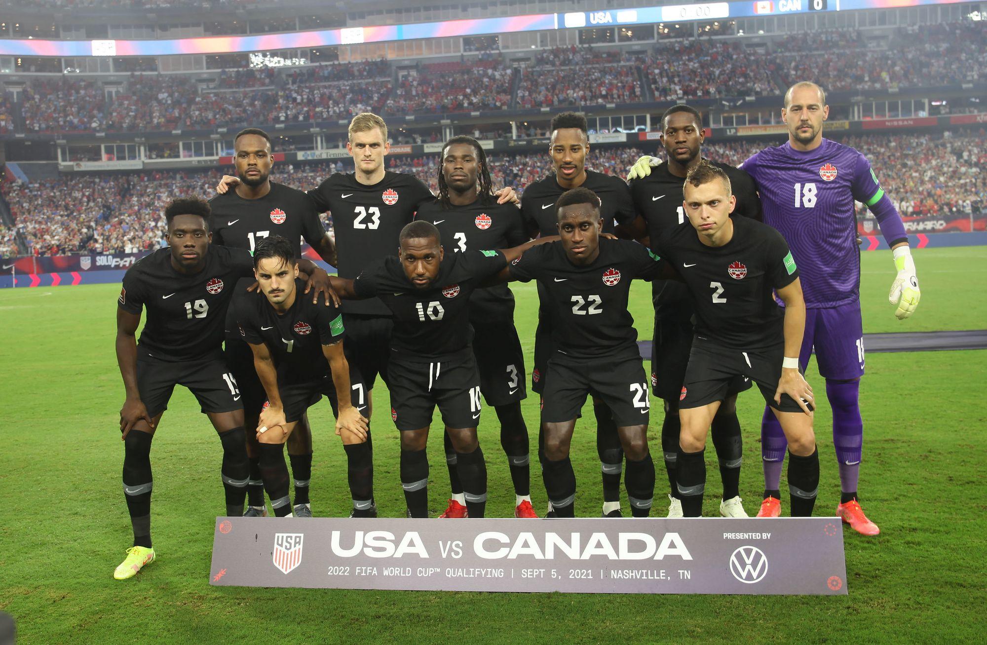 Le Canada obtient un point important grâce à un match nul 1:1 avec les États-Unis en qualification pour la Coupe du Monde de la FIFA