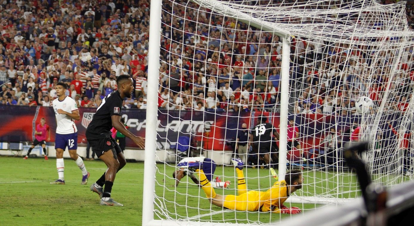 Canada earn important away point in 1:1 draw with USA in FIFA World Cup Qatar 2022™ Qualifiers