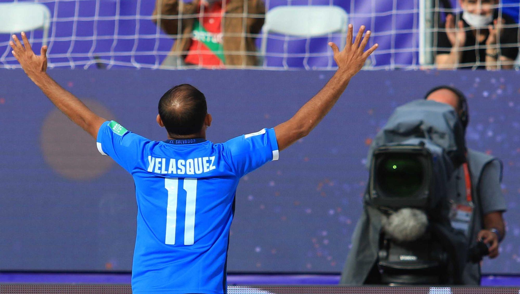 LA FIFA DESTACÓ GOL DE FRANK VELÁSQUEZ